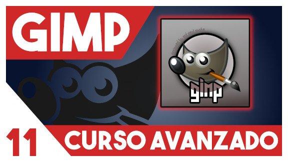 GIMP Crear un logotipo sencillo