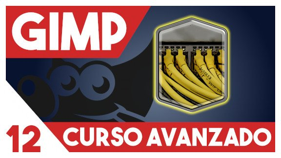 GIMP Crear una insignia