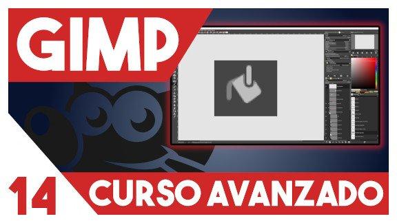 GIMP Herramienta de relleno