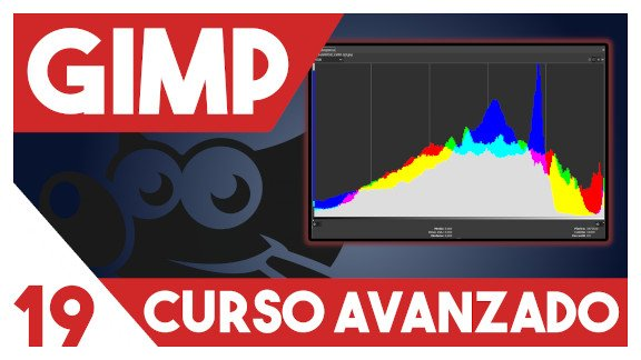 GIMP El histograma