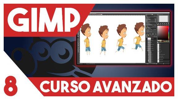 GIMP Crear animaciones