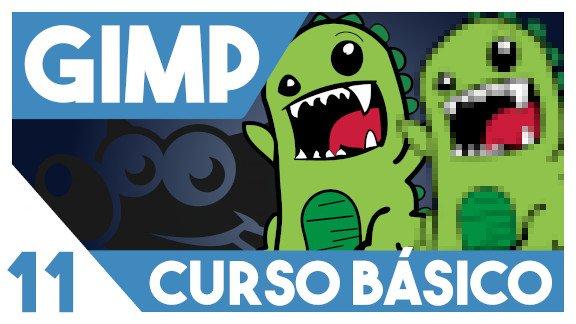 GIMP Pixelar una imagen