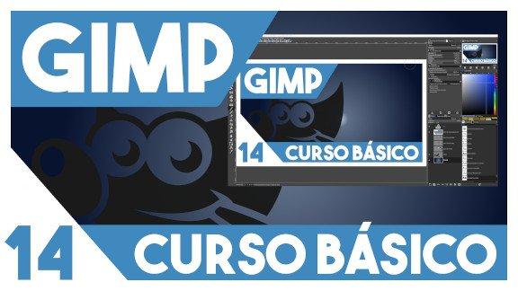 GIMP Capturas de pantalla
