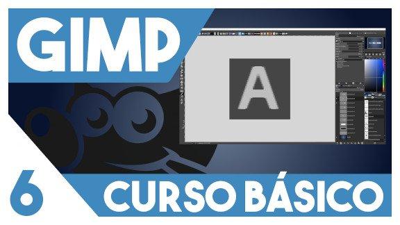 GIMP Herramienta de texto