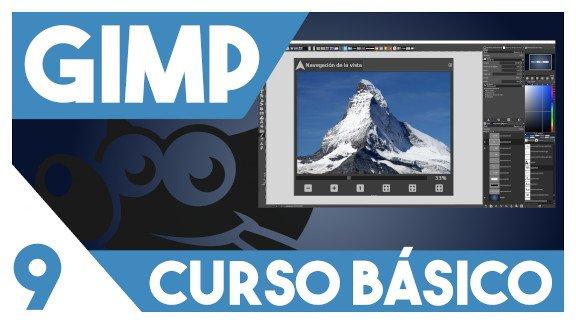 GIMP Navegación