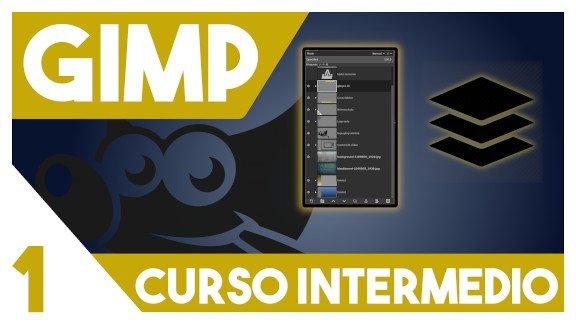GIMP Introducción a las capas