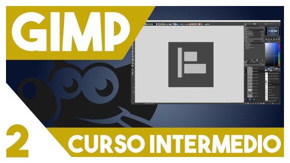 GIMP Alineación y distribución