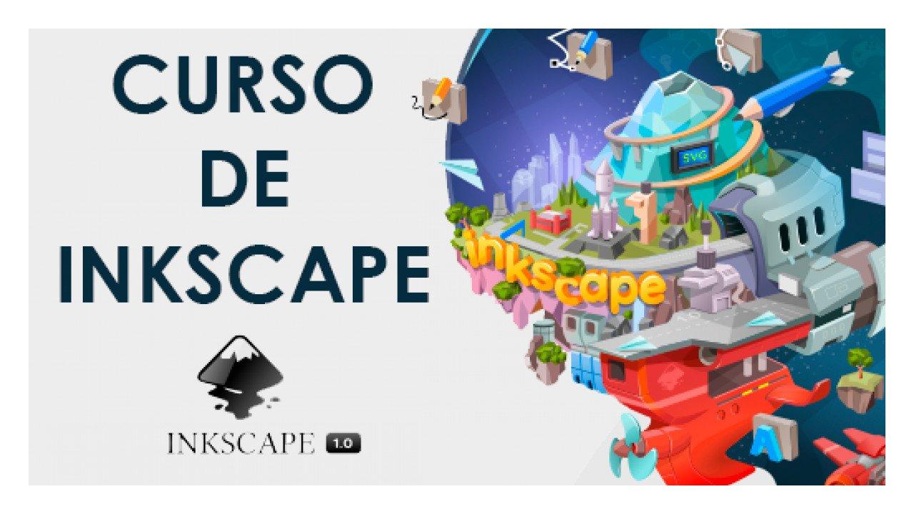 🥇 Curso de Inkscape – 📏 Aprende a crear imágenes vectoriales
