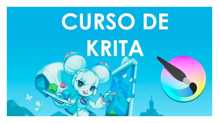 Cómo utilizar Krita