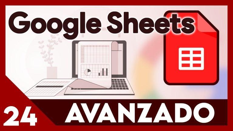 Curso Google Hoja de cálculo - Dashboard dinámico