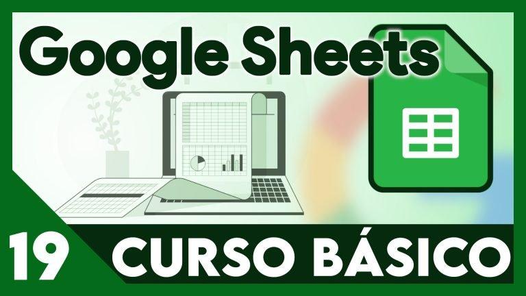 Curso Google Hoja de cálculo - Lista desplegable dependiente