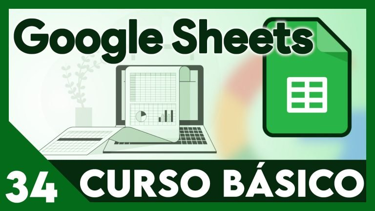 Curso Google Hoja de cálculo - Proteger celdas, hojas e intervalos