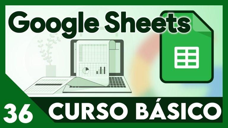 Curso Google Hoja de cálculo - Gestor de calificaciones