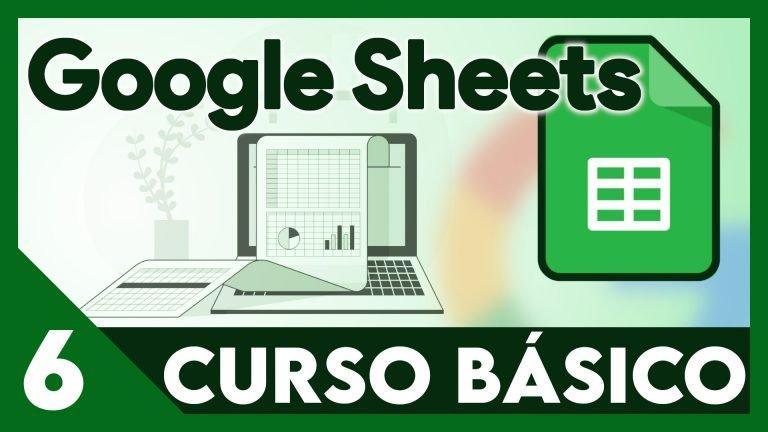 Curso Google Hoja de cálculo - Inmovilizar, ocultar y agrupar celdas, filas y columnas