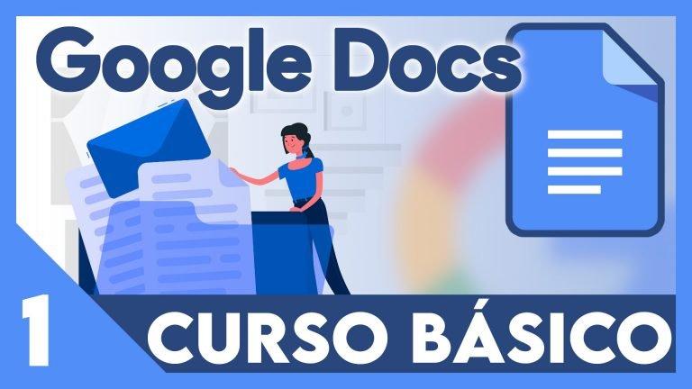 Curso Google documentos - Abrir, crear y exportar documentos