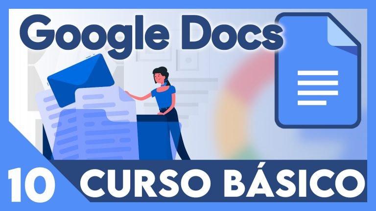 Curso Google documentos - Insertar gráficos
