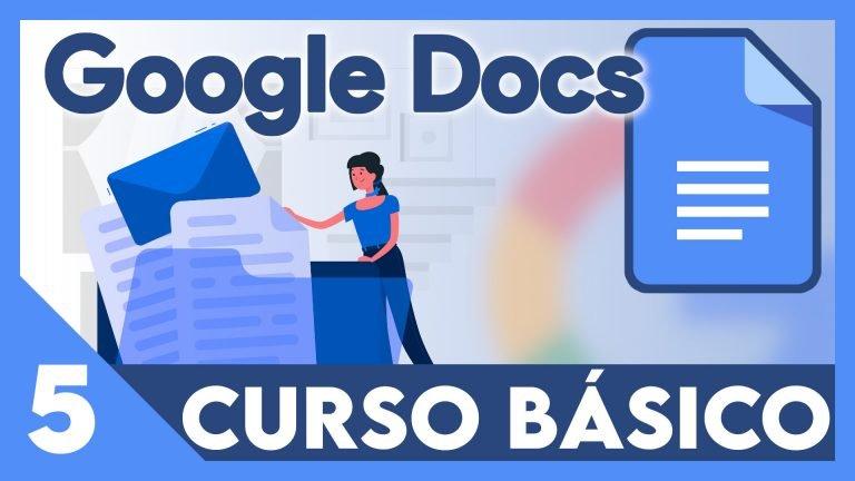 Curso Google documentos - Formato de página