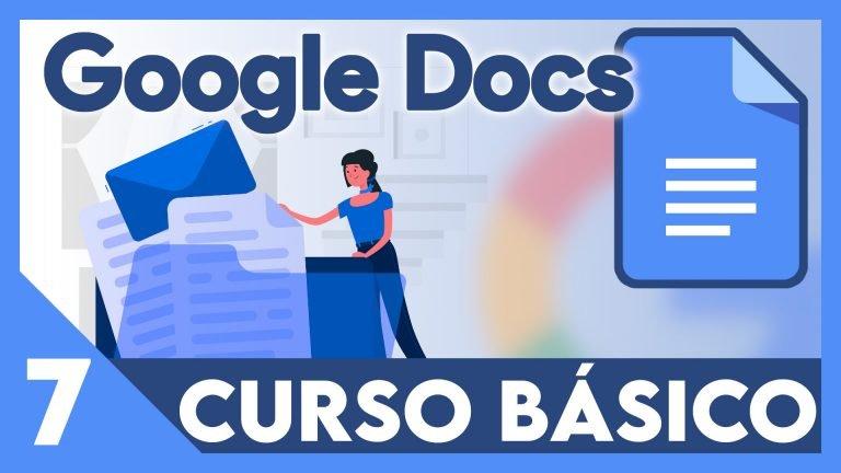 Curso Google documentos - Imágenes
