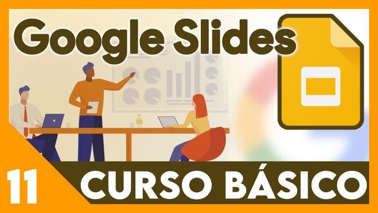 Curso Google Presentaciones - Alineación y distribución