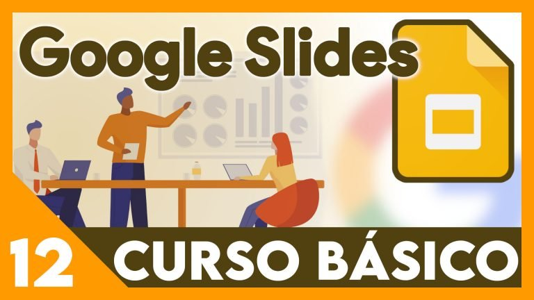Curso Google Presentaciones - Crear logotipo