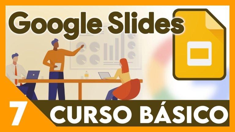 Curso Google Presentaciones - Gráficos