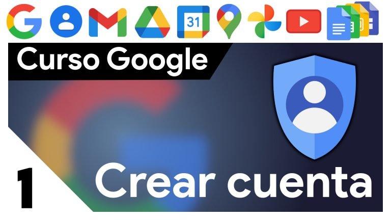 Cómo crear y recuperar una cuenta de Google
