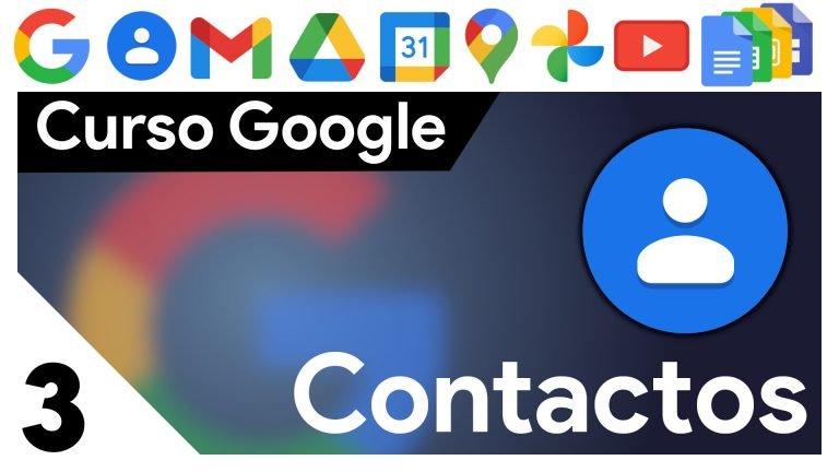 Cómo utilizar Google Contacts