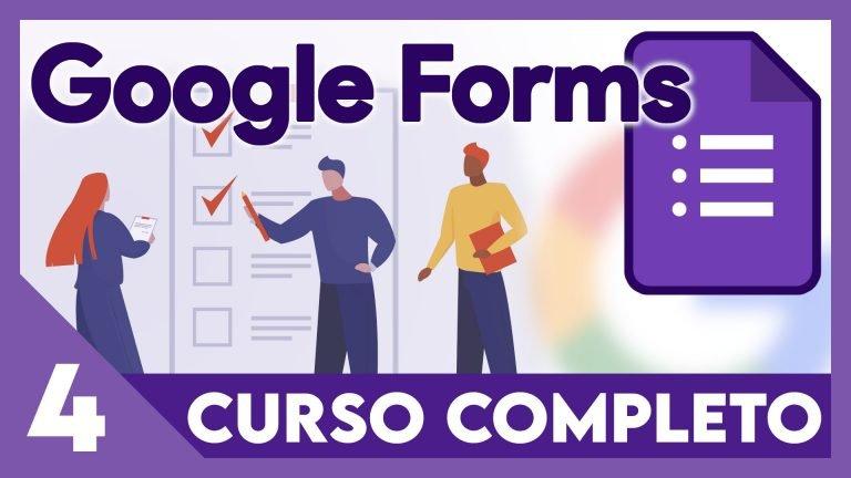 Curso Google Formularios - Cuestionario autoevaluable