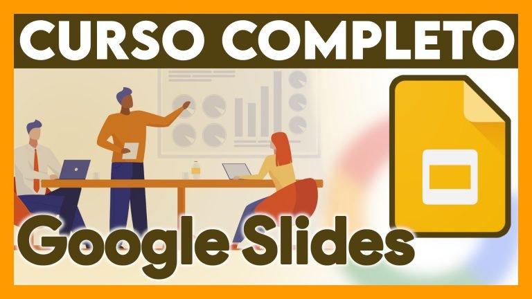 Portado Curso Google presentaciones